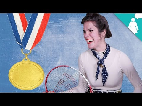 Women's First Olympics - Herstory 15
