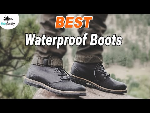 Best Waterproof Boots In 2020 – Safe & Comfortable Boots Reviewed!