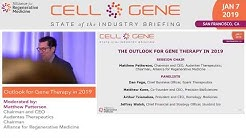 The Outlook for Gene Therapy in 2019
