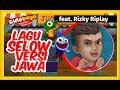 Wahyu - Selow Cover Culoboyo feat. Rizky Riplay Kartun Hantu