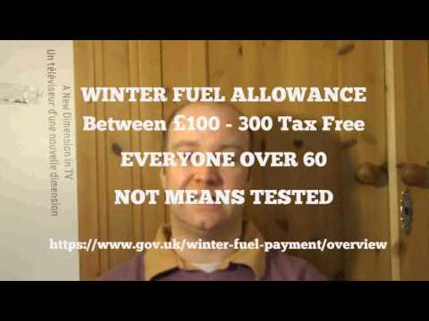 The Truth About Winter Fuel Allowance and Old People