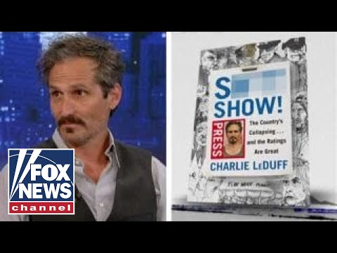 Journalist Charlie LeDuff: All of America is angry