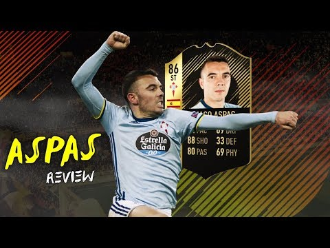 FIFA 18 - SIF ASPAS (86) PLAYER REVIEW