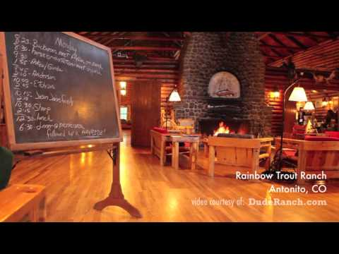 Rainbow Trout Ranch | Video Vignette | Main Lodge | Antonito, CO