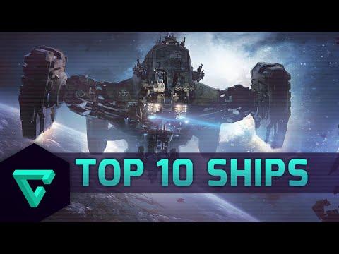Top 10 : The Best Star Citizen Ships