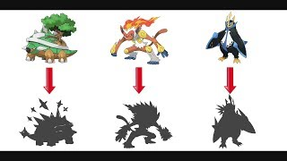 ALOLAN Starter Gen 4 - Future Pokemon Evolution.
