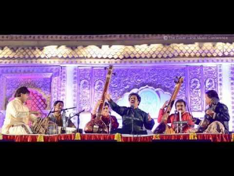 Ustad Waseem Ahmed Khan - Raag Jaijayanti - DLMC 2018