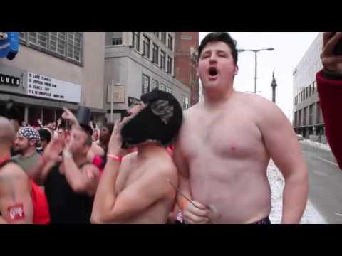 Naked photo Cleveland
