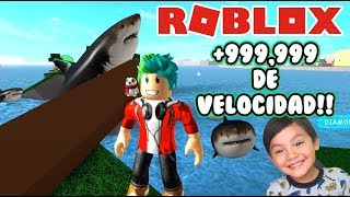 Super Speed in Roblox 1,000,000 Speed ? Roblox Speed Simulator 2