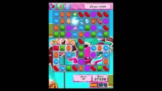 Candy Crush Saga Level 133 Walkthrough