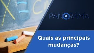 Panorama | Base curricular do ensino médio | 20/04/2018