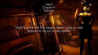 Alice Dialogue Chapter 4