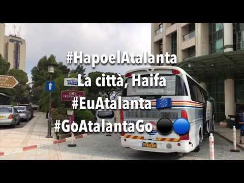 In attesa di #HapoelAtalanta, andiamo alla scoperta di #Haifa, importante città portuale e industriale, nonché centro culturale del Nord di #Israele  #AtalantaLife #EuAtalanta  - UkusTom