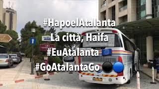 Q3 Preliminari UEL Hapoel Haifa-Atalanta, in attesa della partita
