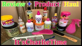 Review + Product Haul (TODDLERS & KIDS)