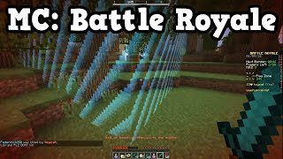 Minecraft: BATTLE ROYALE SERVER!
