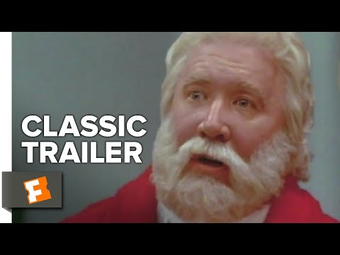 The Santa Clause (1994) Trailer #1 | Movieclips Classic Trailers