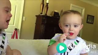 Funny funny baby