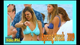 Spring Break 2019 / Fort Lauderdale Beach / Video #94