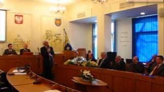 Bernard Krawczyk Honorowym Obywatelem Miasta Mysłowice