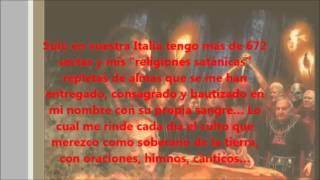 CONFESIONES DE SATANÁS DURANTE LOS EXORCISMOS