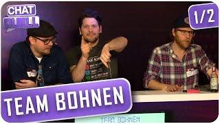 [1/2] Chat Duell #12 | Team Bohnen gegen Team USK
