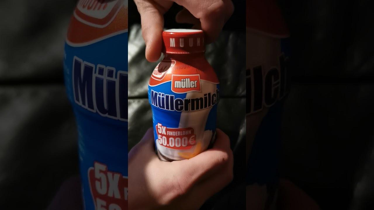 Müllermilch Muhende Flasche