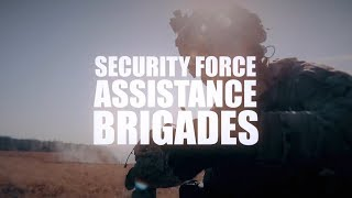 Security Force Assistance Brigades