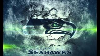New 2014 Seahawks Superbowl Blue and Green Remix (TNT) NFC Championship version