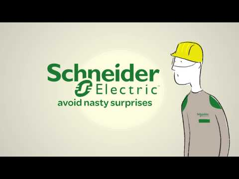 Schneider Electric Powerful Diagnostic Tools - Asset Management Life Cycle Field Services