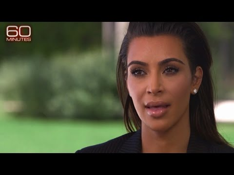 Kim Kardashian Talks Privacy & Fame In Pre-Robbery '60 Minutes' Interview