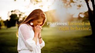 Are You a Pharisee or Sadducee