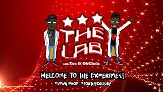 PART 2 The Lab Freestyle Cypher Show Experiment #55 -  Manny Hood, Zo Chiggz and YG Spazz