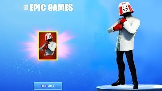 THANK YOU FORTNITE ... KFC OFFRE A FREE SKIN ON FORTNITE?!
