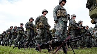 weapon and Equipment of the Philippine Army 2019