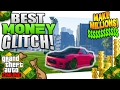 GTA 5 Online: *Patched* UNLIMITED MONEY GLITCH! -Duplication Glitch- MAKE GUAP NONSTOP! (1.37)