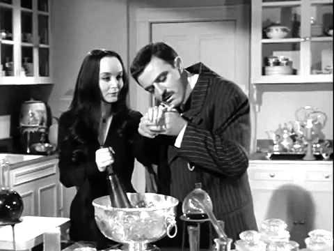 Gomez' Jealousy (Addams Family)