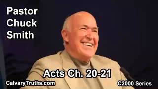 44 Acts 20-21 - Pastor Chuck Smith - C2000 Series