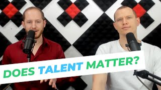 How Much Does TALENT Matter When Learning Chinese?