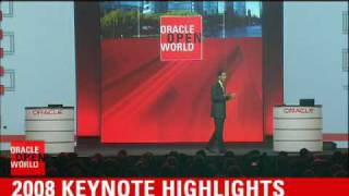 Oracle OpenWorld 2008 Keynote Highlights: Charles Phillips
