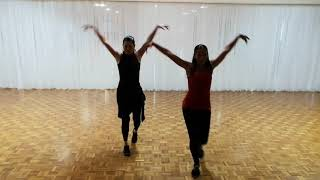 Latin Cardio Dance Class Part Five