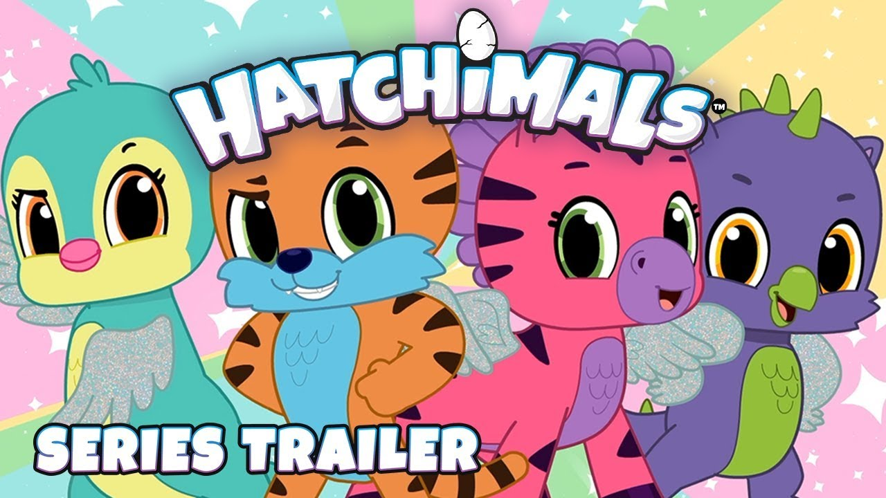 hatchimals youtube series official trailer hatching december 1 youtube. Black Bedroom Furniture Sets. Home Design Ideas