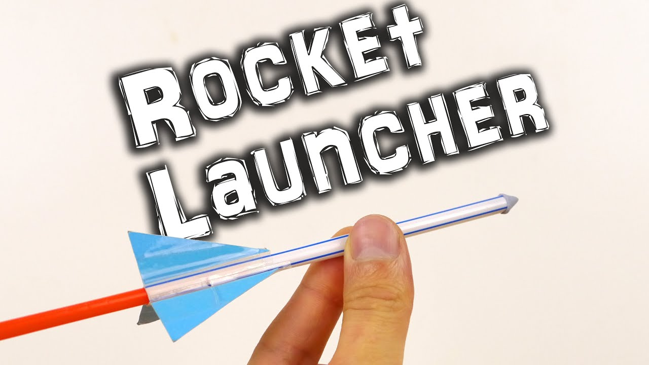 Simple Bottle Rocket Diagram Figure 3 Simple Rocket With