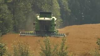 TraktorTV Folge 58 - Haferernte mit einem Deutz Fahr 5690
