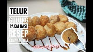 Telur Gulung Pakai Nasi | Resep Tanggal Tua