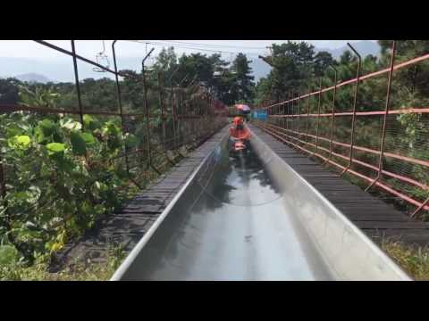 Great Wall of China tabogen ride