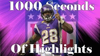 1,000 Seconds of NFL Highlights (1K Special)