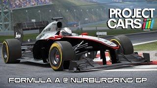 Project CARS - Formula A @ Nurburgring GP (Wheel F1 Mod)