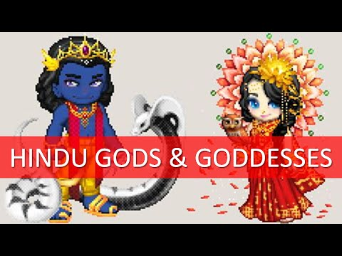 Hindu Gods : The Complete List