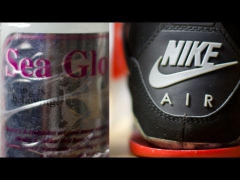 Sea Glow & Midsole Swap: Restore Your Sneakers Segment